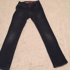 Gap 6 slim jeans